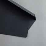 Hot Colors Hüllen Schwarz | ohne Fenster