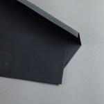 Hot Colors Hüllen Schwarz | mit Fenster