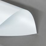Metallics schimmernd 160 g DIN A4 | Weiß mit Blauschimmer
