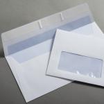 Jupp Hüllen weiß recycling DIN lang mit Fenster