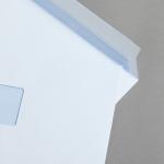 MAYSPIES Premium Hüllen DIN C4 | mit Fenster | haftklebend