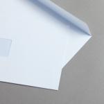 MAYSPIES Premium Hüllen DIN C5 | mit Fenster | haftklebend