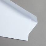 MAYSPIES Premium Hüllen DIN lang haftklebend ohne Fenster | ohne Futter