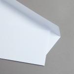 MAYSPIES Premium Hüllen DIN lang haftklebend ohne Fenster   ohne Futter