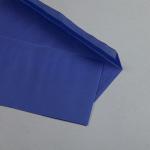 Transparent Farbig Hüllen DIN lang Blau