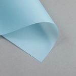 Transparent couleur A4 100 g/m² | Bleu pastel