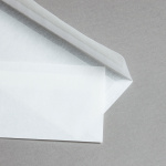Lucida Transparent Hüllen Pergament Weiß