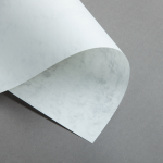 Marmor dtp 90 g DIN A4 | Hochweiß / Hellgrau