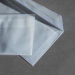 Lucida Transparent Hüllen Weiß