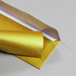 Hüllen Gold DIN lang 25 Stück