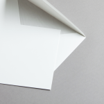 Opaline envelopes with lining 100 units | DIN C5