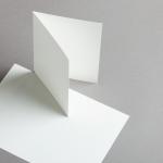Opaline Karten A6 hochdoppelt   100 Stück