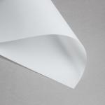 Transparent matte Polyesterfolie 120 µ DIN A3