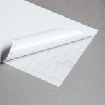 Laserdruckerfolie weiß matt, selbstklebend