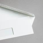 Conqueror CX22 Hüllen Weiß | mit Fenster