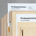Adour Kraftpapier Probepäckchen - zusammen mit Probe Muskat