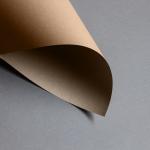 Kraftpapier Muskat braun 160 g DIN A4