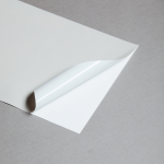 Signolit selbstklebende Polyesterfolie SC50 | DIN A4 | Silber, glänzend