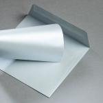 Stardream Hüllen 160 x 160 mm Silbergrau