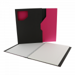 Papiermeister Notizbuch, DIN A4, 120 Seiten, liniert, im attraktiven Schuber