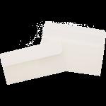 Papiermeister to go >briefhülle< DIN lang 100 Hüllen Seidenfutter white