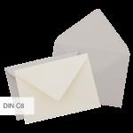 Farbige Briefhüllen DIN C6