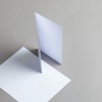Biglietti Bianco Diplomat