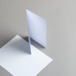 Karten Weiß Diplomat
