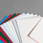 Farbige Briefhüllen DIN B6