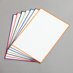 HS Luxury Papers - cartes A6 simple