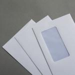 Jupp Enveloppes Blanc Recyclé DIN long