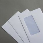 Jupp Envelopes White Recycling DL