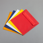 Transparent Farbig Hüllen 160 x 160 mm