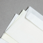 Lucida Transparent envelopes