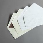 Enveloppes Marmor dtp DIN long