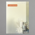 Silberkerzen A4