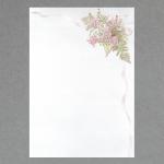 Bouquet mit Schleife A4