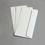 C-Cards Metallic Scintillante, buste DIN lungo