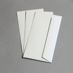 C-Cards Metallic Schimmernd Hüllen DIN Lang