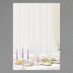 Festlicher Tisch A4