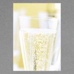 Verre de champagne A4