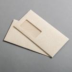 Graspapier Hüllen DIN lang haftklebend