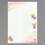 Fliegende Engel A4