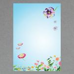 Frühlingswiese A4