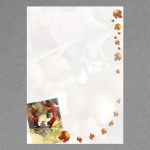 Bunte Blätter A4