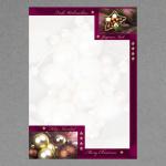 Boules de Noël 2 A4