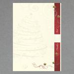 Weihnachtsornamente A4