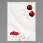 Weihnachtsmütze A4