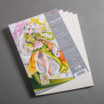 Luma Papier Aquarelle DIN A4