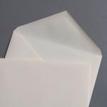 Buste da lettera colorate DIN B6 Crema